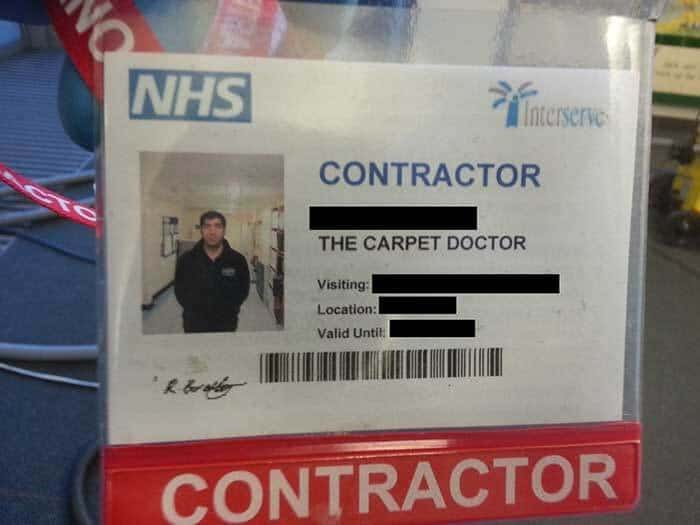 NHS-Contractor